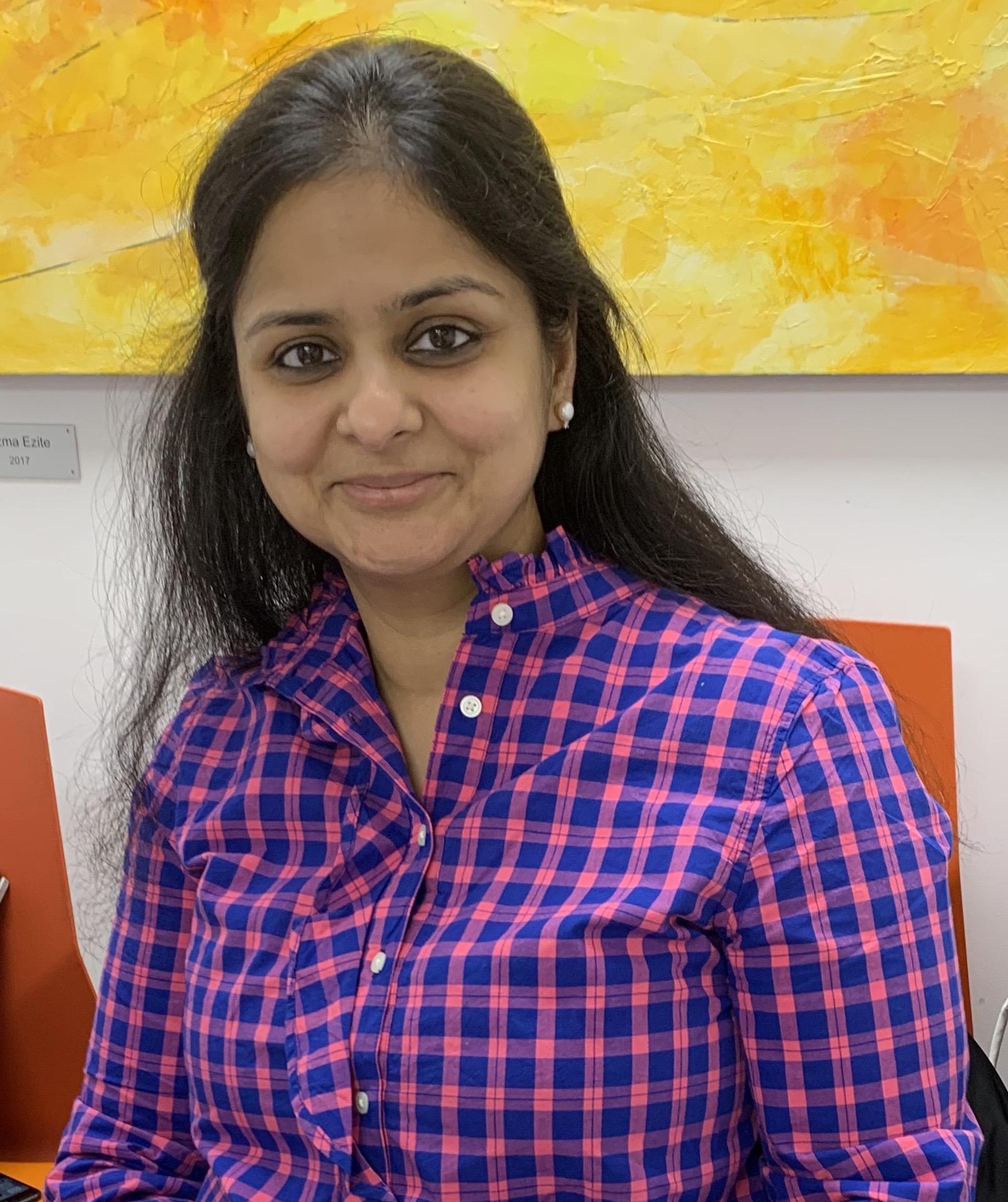 Shruti Gupta upUgo